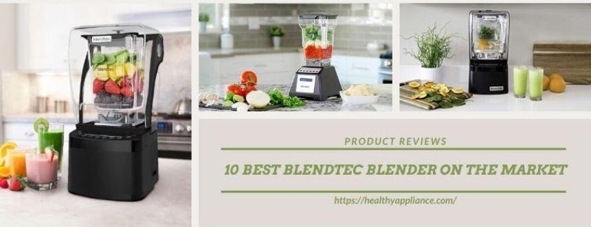 best blendtec blender