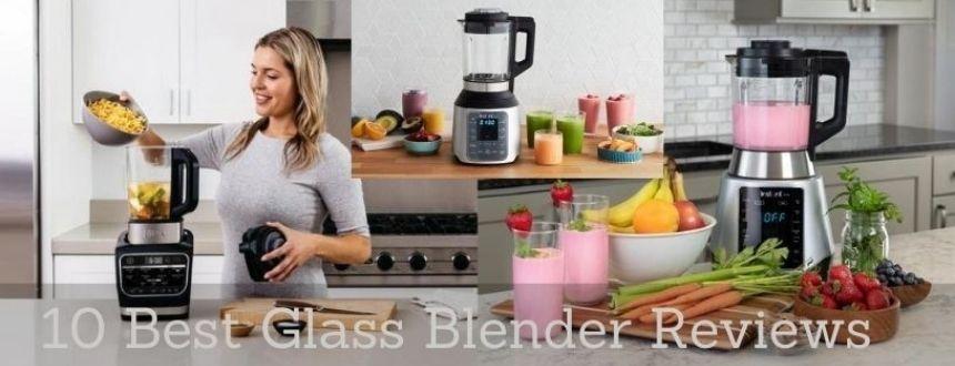 best glass blender