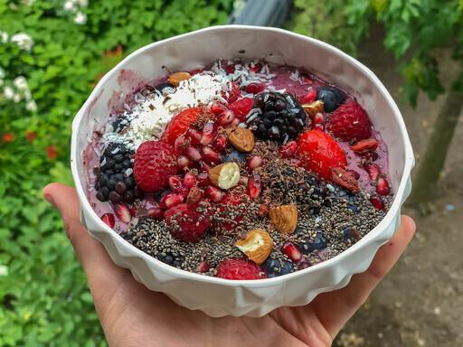 healthy acai recipe
