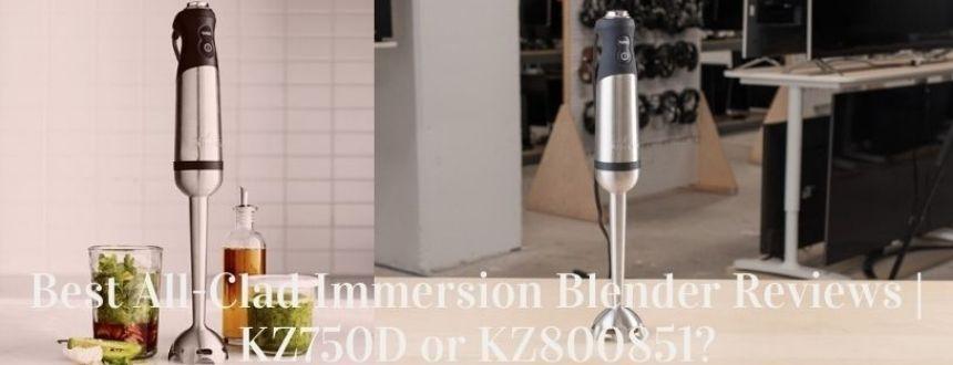 All Clad Immersion Blender